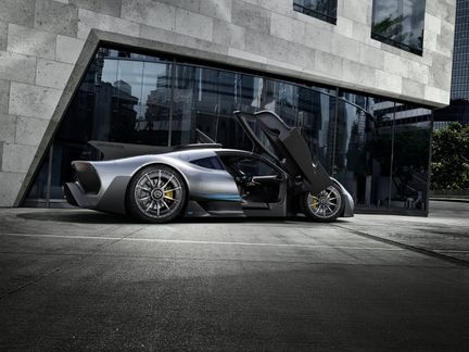 Mercedes AMG Project One 04