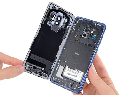 Galaxy S9 Plus iFixit.