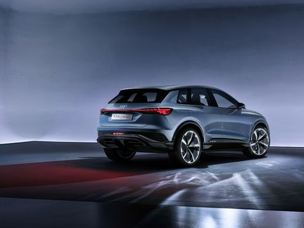 Audi Q4 e tron 03