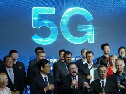 Qualcomm 5G momentum