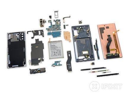 Galaxy Note 10 Plus 5G iFixit 03