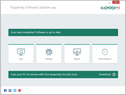 Kaspersky-Software-Updater