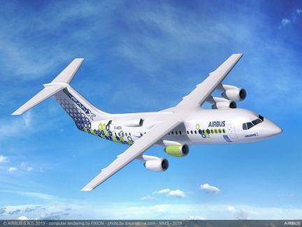 Airbus e Fan X 03