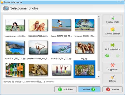 SmartShow 3D-3-ajouter-les-photos