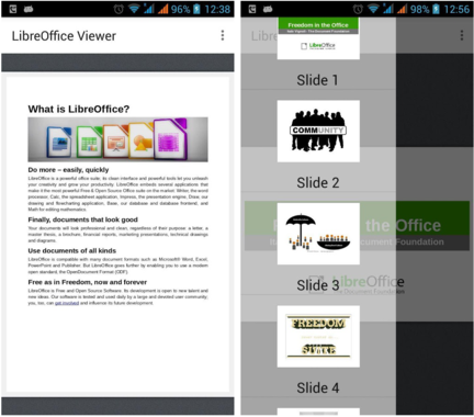 LibreOffice-Viewer