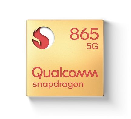 Qualcomm Snapdragon 865 5G Mobile Platform Badge