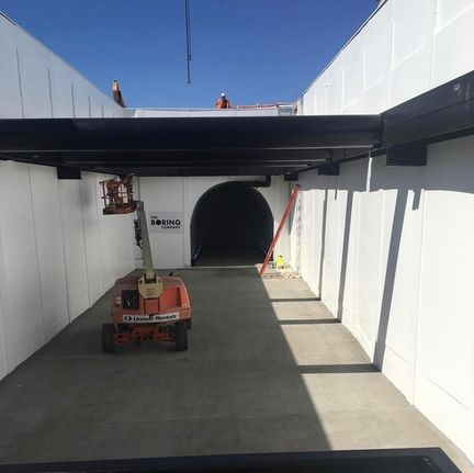 The Boring Machine