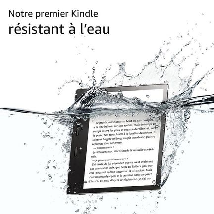 Kindle Oasis etanche