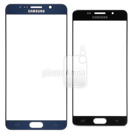 Galaxy S7 face avant Galaxy Note 5