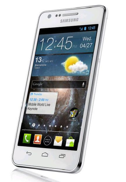 Samsung smartphone Android
