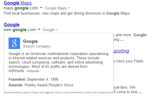 Google-Knowledge-Graph
