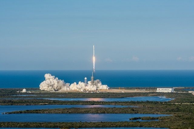 SpaceX SES10