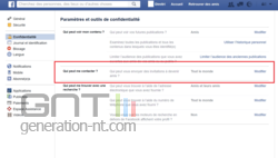Facebook blocage invitations (2)