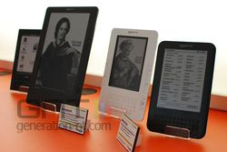 Freescale MWC eReaders
