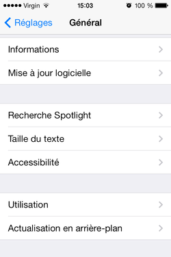 Optimiser iPhone 4 iOS 7 (7)