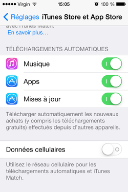 Optimiser iPhone 4 iOS 7 (12)
