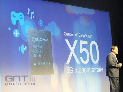 Qualcomm X50