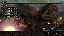 test monster hunter freedom unite psp image (9)