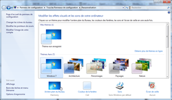 Fonds écran Windows 7 2
