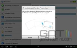 Actions mouvement Android Samsung (5)