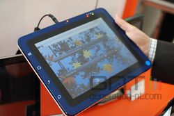 Freescale MWC demonstrateur Android