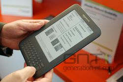 Freescale MWC Kindle
