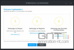Bitdefender multidevice total security 2016 opti 1 clic