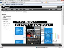 Sites de rencontres MySpace