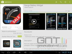 Jauge widget batterie Android (2).