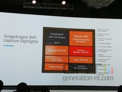 SnapDragon 845 photo