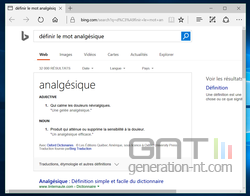 Dictionnaire Cortana (3)