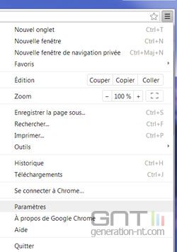 Chrome traduction automatique 2