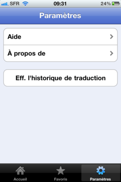 Google Traduction iPhone 006