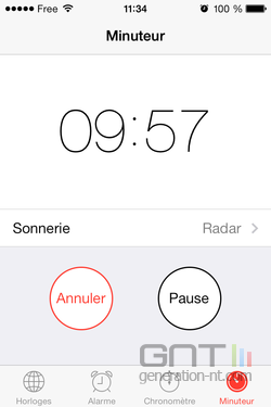 Minuteur iPhone (2)
