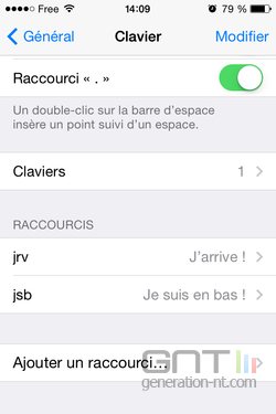 Raccourcis iPhone (3)