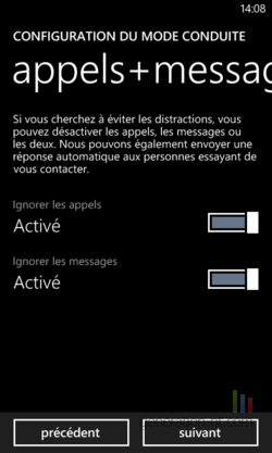 Mode conduite Windows Phone (3)