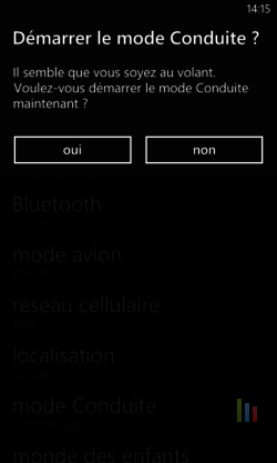Mode conduite Windows Phone (6)