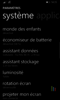 Monde Enfants Windows Phone (2)