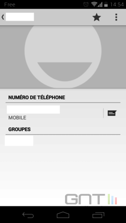 Contacts favoris Android (4)