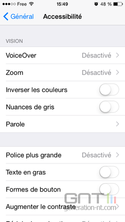 iPhone affichage gris (4)