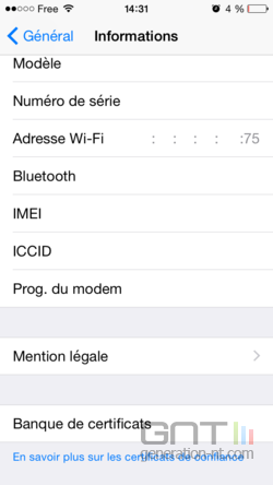 Adresse Mac iPhone iPad (3)