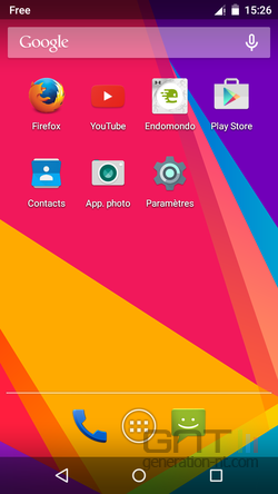Mode éco Android Lollipop (1)