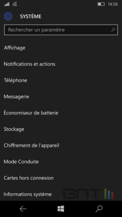 Accusé réception SMS MMS Windows 10 Mobile (3)