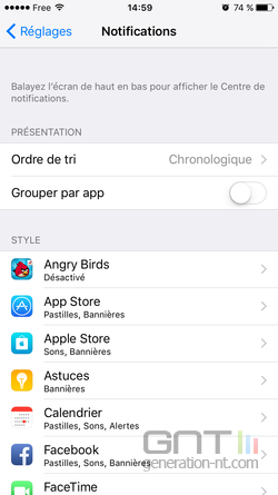 Personnaliser notifications iPhone (2)