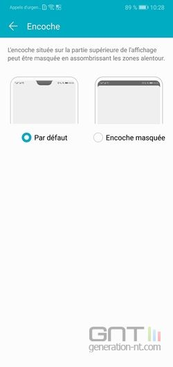 Honor 10 encoche 03