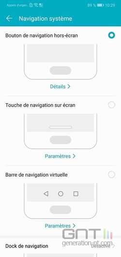 Honor 10 bouton Home 03