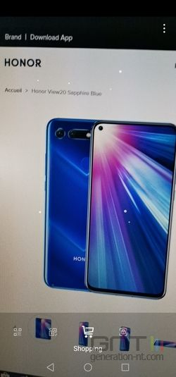 Honor View 20 photo interface 02