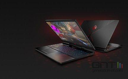 Test du PC portable Hewlett Packard Omen 15 version 2018
