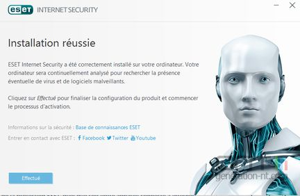 Eset Internet Security Install