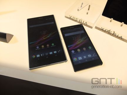 Sony Xperia Z Ultra taille 01